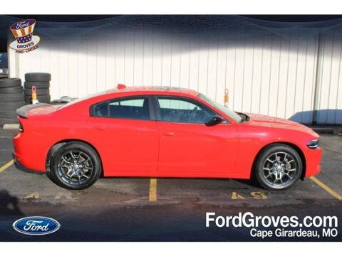 2017 Dodge Charger for sale at JACKSON FORD GROVES in Jackson MO