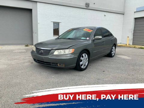 2007 Hyundai Azera for sale at Mid City Motors Auto Sales - Mid City South in Fort Myers FL