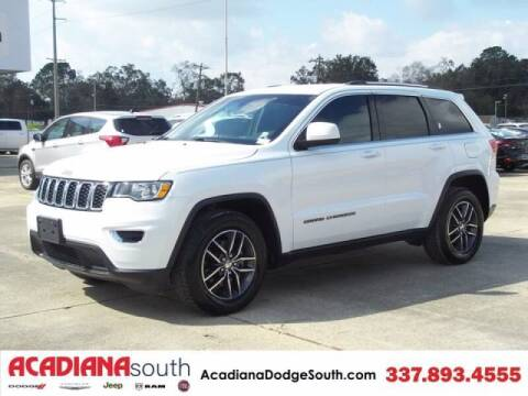 2018 Jeep Grand Cherokee for sale at Acadiana Automotive Group - Acadiana Dodge Chrysler Jeep Ram Fiat South in Abbeville LA