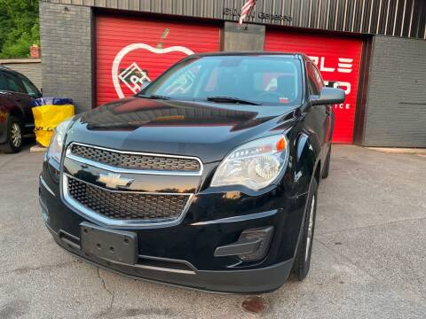 2012 Chevrolet Equinox for sale at Apple Auto Sales Inc in Camillus NY
