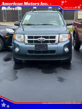 2011 Ford Escape for sale at American Motors Inc. - Belleville in Belleville IL