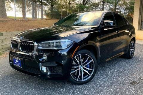2016 BMW X6 M for sale at TRUST AUTO in Sykesville MD