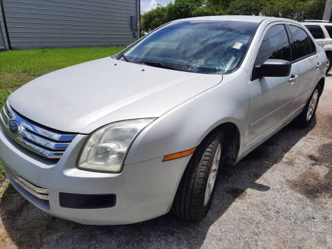 2006 Ford Fusion for sale at Boats And Cars in Palmetto FL