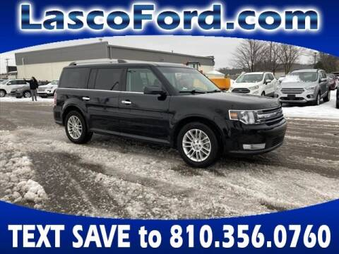 2018 Ford Flex for sale at Lasco of Grand Blanc in Grand Blanc MI