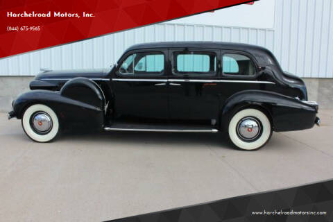 1939 Cadillac Fleetwood for sale at Harchelroad Motors, Inc. in Imperial NE