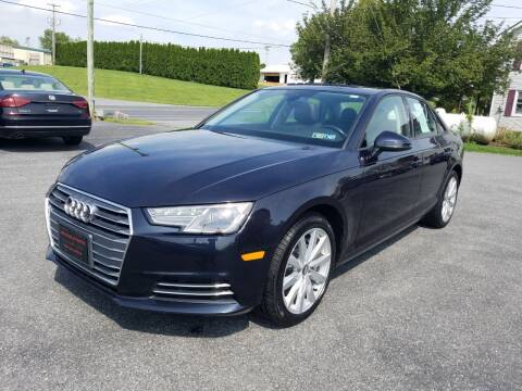 2017 Audi A4 for sale at John Huber Automotive LLC in New Holland PA