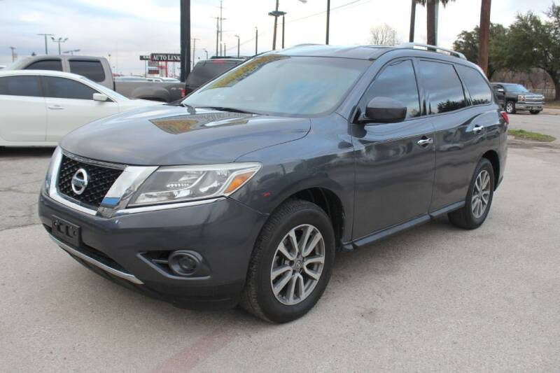2013 Nissan Pathfinder for sale at Flash Auto Sales in Garland TX