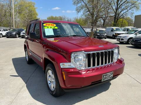 2010 Jeep Liberty for sale at Zacatecas Motors Corp in Des Moines IA