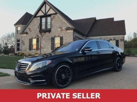 2014 Mercedes-Benz S-Class for sale at US 24 Auto Group in Redford MI