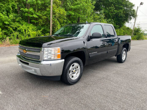 2013 Chevrolet Silverado 1500 for sale at Autoteam of Valdosta in Valdosta GA