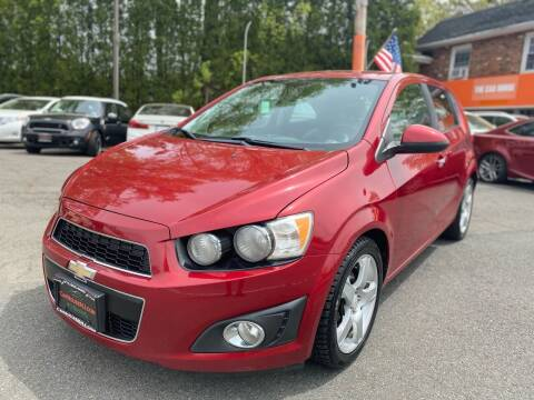 2012 Chevrolet Sonic for sale at Bloomingdale Auto Group in Bloomingdale NJ
