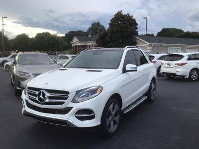 2018 Mercedes-Benz GLE for sale at Nodine Motor Company in Inman SC