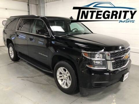 2017 Chevrolet Suburban for sale at Integrity Motors, Inc. in Fond Du Lac WI