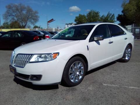 2010 Lincoln MKZ for sale at Larry's Auto Sales Inc. in Fresno CA
