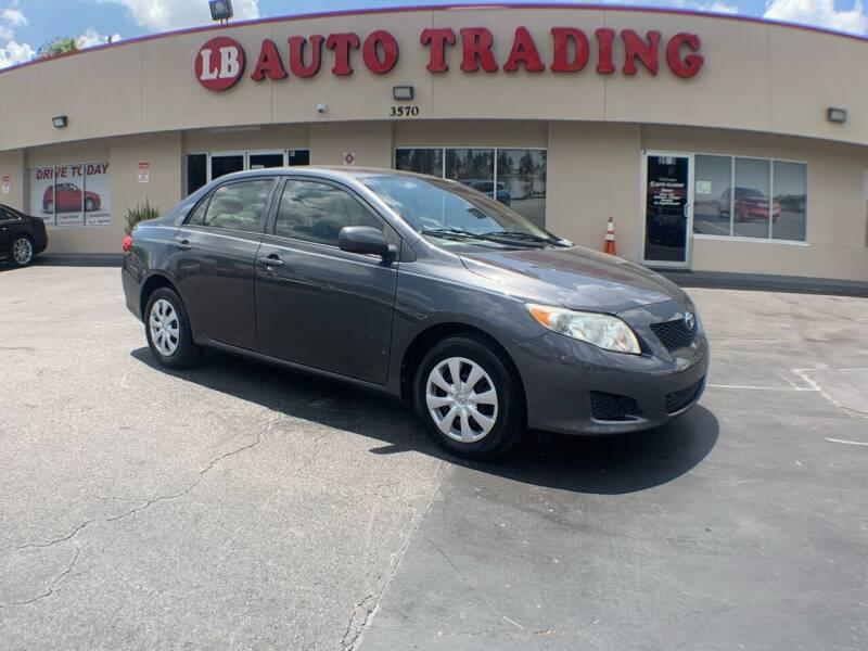 2010 Toyota Corolla for sale at LB Auto Trading in Orlando FL
