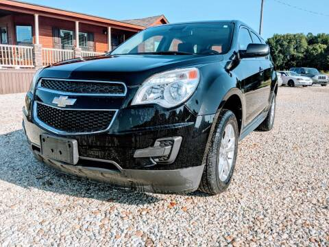 2012 Chevrolet Equinox for sale at Delta Motors LLC in Jonesboro AR