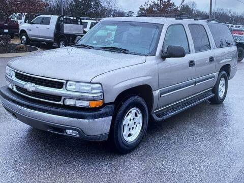 2002 Chevrolet Suburban for sale at Global Pre-Owned in Fayetteville GA