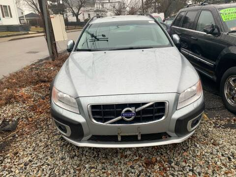 2011 Volvo XC70 for sale at MCQ SALES INC in Upton MA