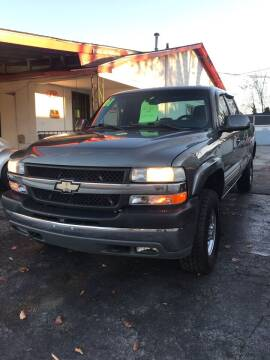 2001 Chevrolet Silverado 2500HD for sale at D. C.  Autos in Huntsville AL