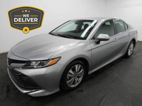 2019 Toyota Camry for sale at Automotive Connection in Fairfield OH