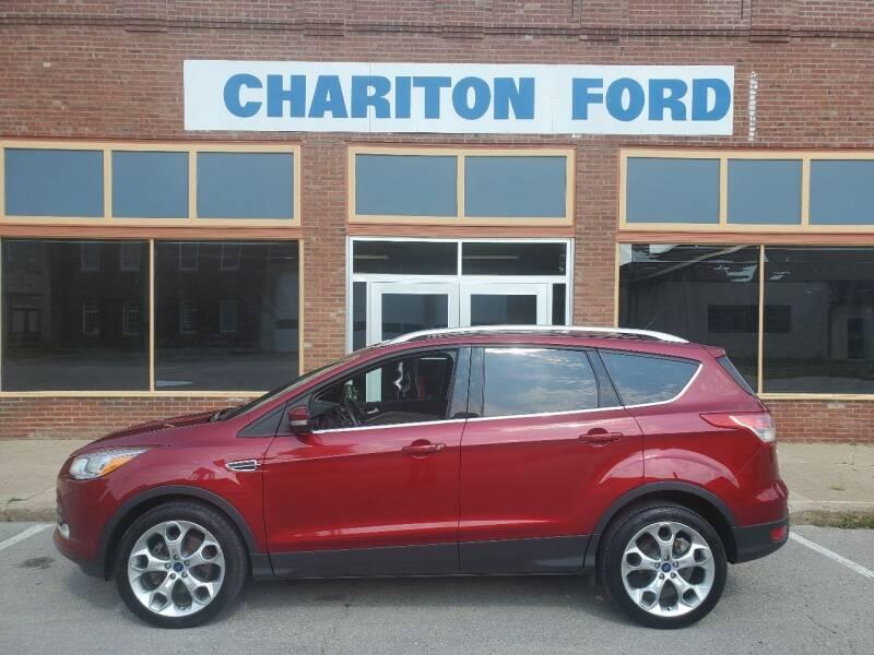2014 Ford Escape for sale at Chariton Ford in Chariton IA