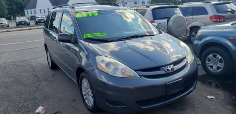 2008 Toyota Sienna for sale at TC Auto Repair and Sales Inc in Abington MA