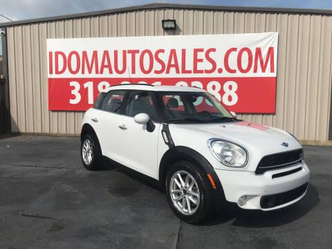 2015 MINI Countryman for sale at Auto Group South - Idom Auto Sales in Monroe LA
