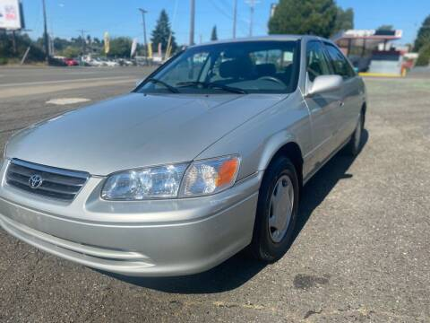 2000 Toyota Camry for sale at South Tacoma Motors Inc in Tacoma WA