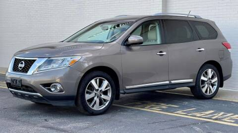 2013 Nissan Pathfinder for sale at Carland Auto Sales INC. in Portsmouth VA