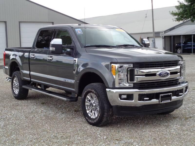 2017 Ford F-250 Super Duty for sale at Burkholder Truck Sales LLC (Edina) in Edina MO