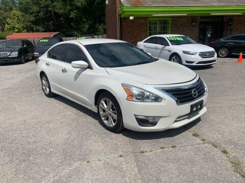 2014 Nissan Altima for sale at Super Wheels-N-Deals in Memphis TN