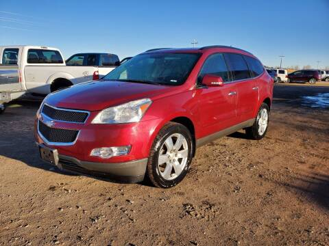 2011 Chevrolet Traverse for sale at HORSEPOWER AUTO BROKERS in Fort Collins CO