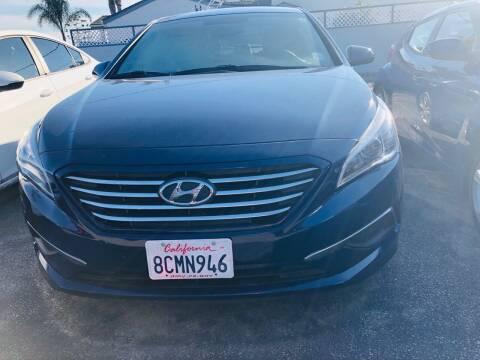 2016 Hyundai Sonata for sale at Auto Max of Ventura in Ventura CA