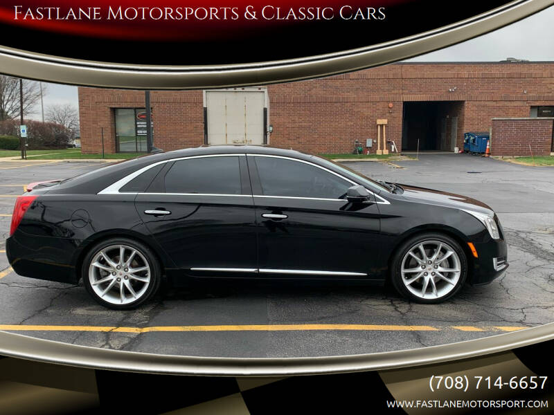 2013 Cadillac XTS for sale at Fastlane Motorsports & Classic Cars in Addison IL