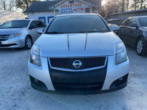 2012 Nissan Sentra for sale at Advantage Motors in Newport News VA