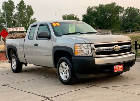 2008 Chevrolet Silverado 1500 for sale at SOLOMA AUTO SALES in Grand Island NE
