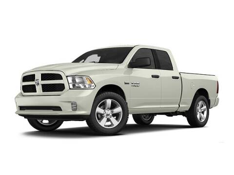 2013 RAM Ram Pickup 1500 for sale at BROADWAY FORD TRUCK SALES in Saint Louis MO