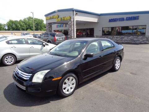 2008 Ford Fusion for sale at KARS R US of Spartanburg LLC in Spartanburg SC