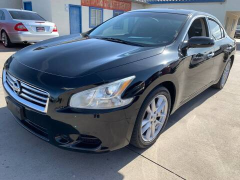2014 Nissan Maxima for sale at Town and Country Motors in Mesa AZ