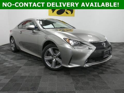 2015 Lexus RC 350 for sale at Carousel Auto Group in Iowa City IA