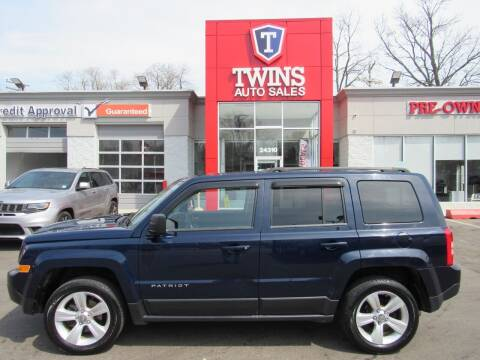 2013 Jeep Patriot for sale at Twins Auto Sales Inc in Detroit MI