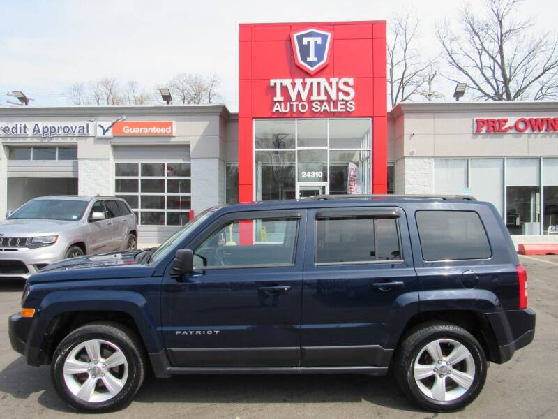 2013 Jeep Patriot for sale at Twins Auto Sales Inc in Detroit MI