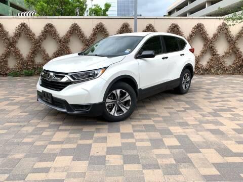 2018 Honda CR-V for sale at ROGERS MOTORCARS in Houston TX