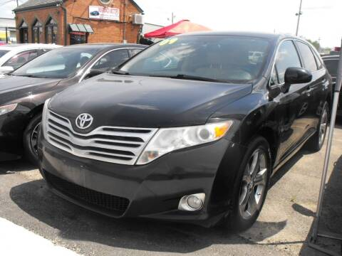 2009 Toyota Venza for sale at Merrimack Motors in Lawrence MA