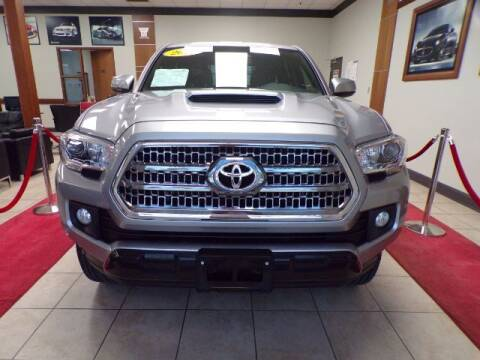 2017 Toyota Tacoma for sale at Adams Auto Group Inc. in Charlotte NC