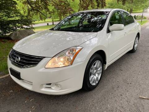 2010 Nissan Altima for sale at NEW ENGLAND AUTO MALL in Lowell MA