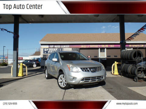 2011 Nissan Rogue for sale at Top Auto Center in Quakertown PA