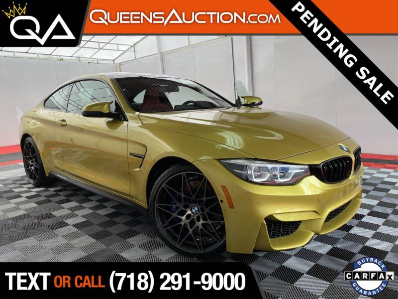 2018 BMW M4 for sale in Richmond Hill, NY