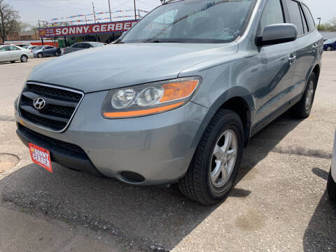 2008 Hyundai Santa Fe for sale at Sonny Gerber Auto Sales 4519 Cuming St. in Omaha NE