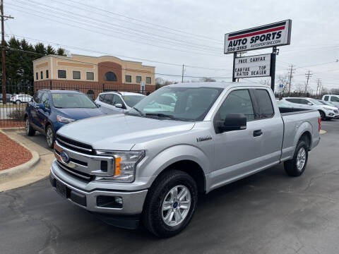 2018 Ford F-150 for sale at Auto Sports in Hickory NC